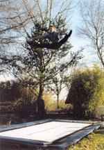 Bredsten Trampolincenter leverer Danmarks bedste hoppeoplevelse - tag springet prøv www.trampoliner.dk